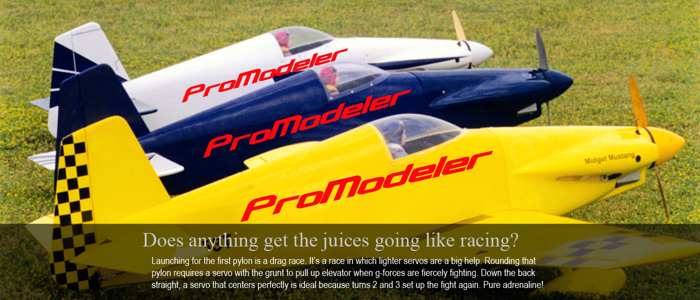 Go racing with The World Models Midget Mustang