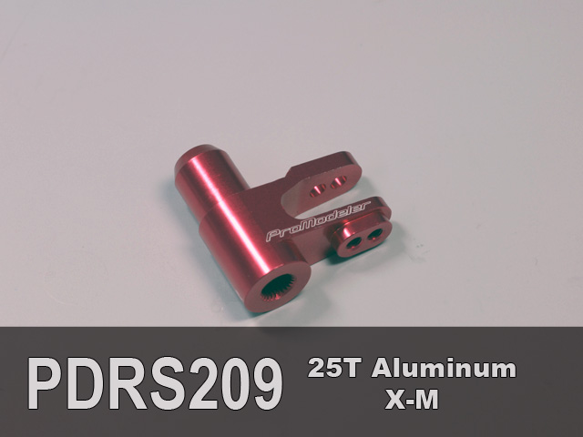 4-Point Aluminum Servo Arm Horns for RC Models   X