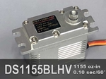 1155oz-in, Std, BLS ProModeler makes the best servos for giant scale crawling X-MAXX