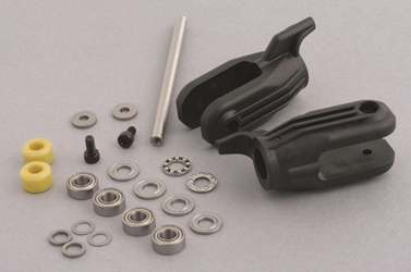 Main Blade Grip / Spindle Upgrade Kit, 6mm