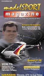 modelSPORT magazine - Volume 2, Number 3 (VHS)