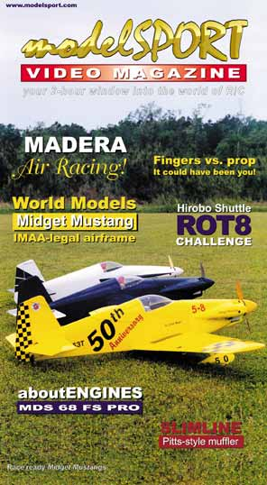 modelSPORT magazine - Volume 3, Number 3 (VHS)
