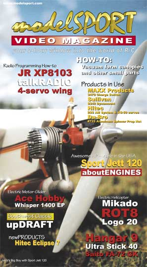 modelSPORT magazine - Volume 4, Number 4 (VHS)